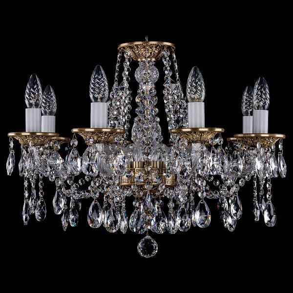 Подвесная люстра 1613/8/200/FP Bohemia Ivele Crystal  (BI_1613_8_200_FP), Чехия