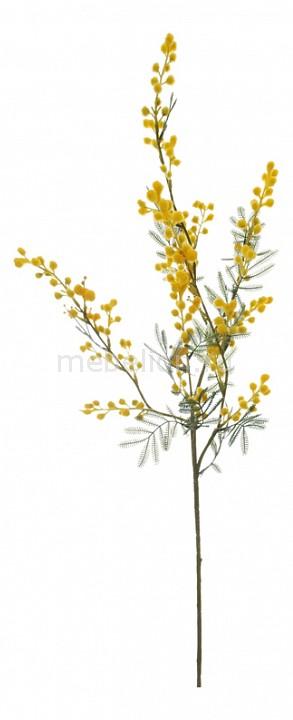 Цветок искусственный Home-Religion Ветка (70 см) Мимоза 58011900 ветка home religion 80 см эвкалипт 58001100
