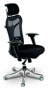 Кресло компьютерное Бюрократ CH-999ASX черное