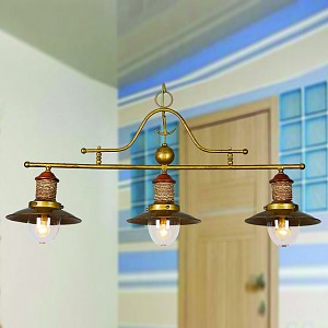 Подвесной светильник Sole 1216-3P