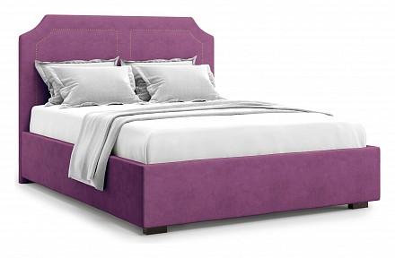 Кровать полутораспальная Lago 140 Velutto 15