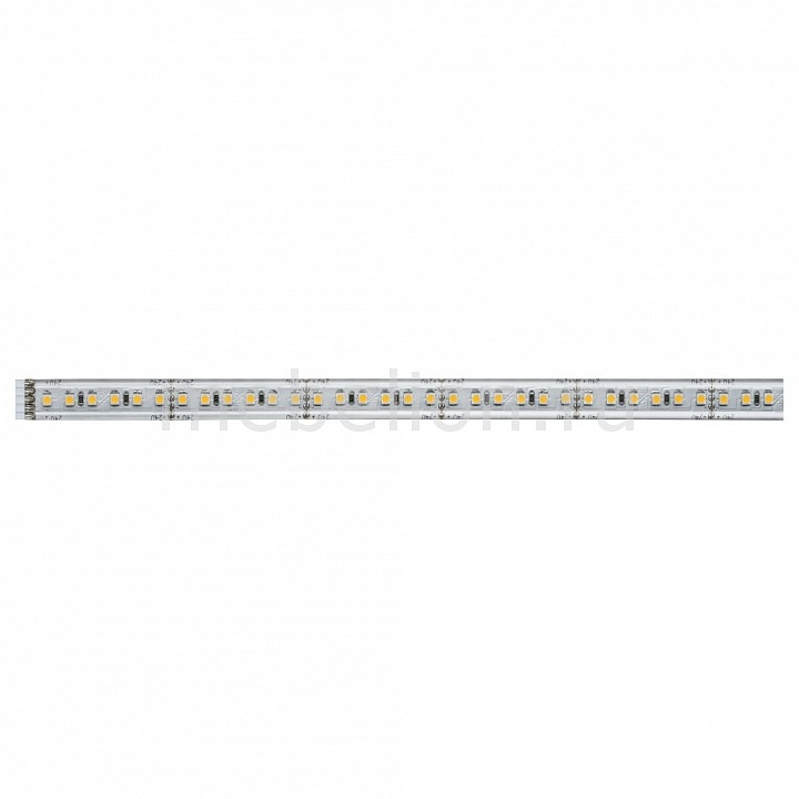 Купить Лента светодиодная [1 м] MaxLED 70676, Paulmann, серый, полимер