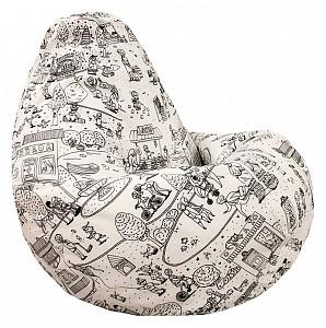 Кресло-мешок Раскраска