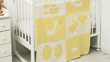 Одеяло детское Олененок