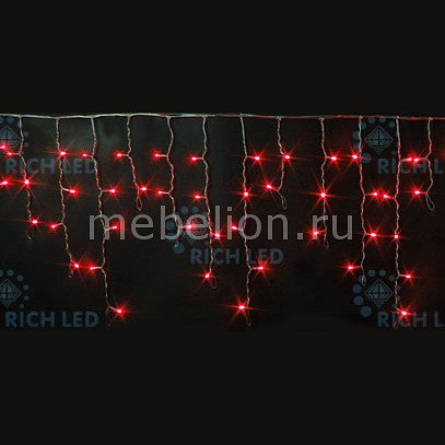 Светодиодная бахрома RichLED RL_RL-i3_0.5F-T_R от Mebelion.ru