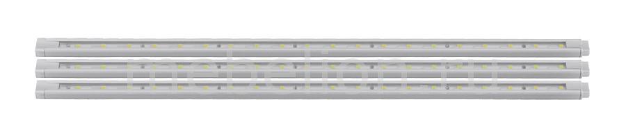 Комплект c 3 модулями светодиодными (1.1 м) Led Stripes-Deco 92051