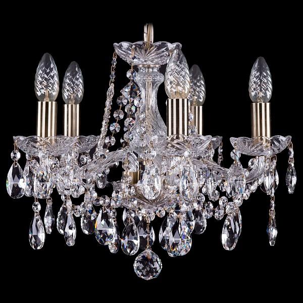 Подвесная люстра 1413/5/141/Pa Bohemia Ivele Crystal  (BI_1413_5_141_Pa), Чехия