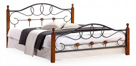 Кровать двуспальная AT-822