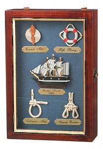 Ключница (18х26 см) Морской узел 271-004