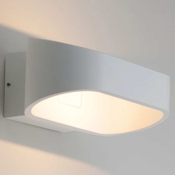 Светильник на штанге 1706 1706 TECHNO LED POINT белый