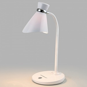 Настольная лампа офисная School 01077/1 белый