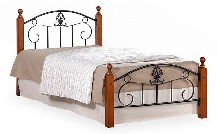 Односпальная кровать 90х200 Румба TET_9894