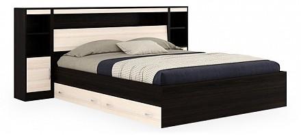 Кровать двуспальная Виктория 2000х1800