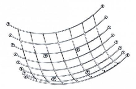 Чаша декоративная (24х18.5х9.5 см) LF-2002612 LF-2002612