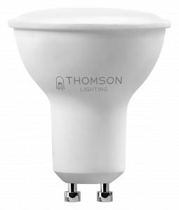 Лампа светодиодная [LED] Thomson GU10 10W 4000K