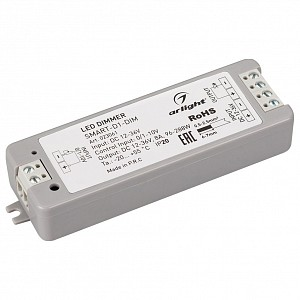 Контроллер SMART-D1-DIM (12-36V, 0/1-10V)