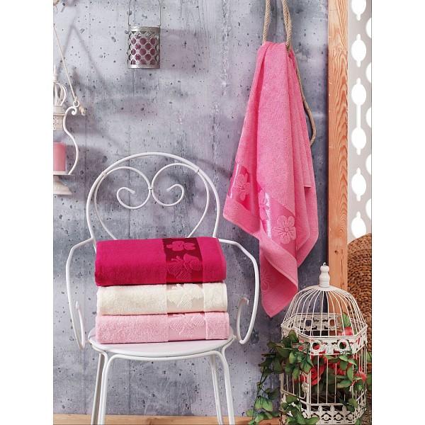 Набор из 4 полотенец для лица (50x90 см) May DO&CO MTH_9246