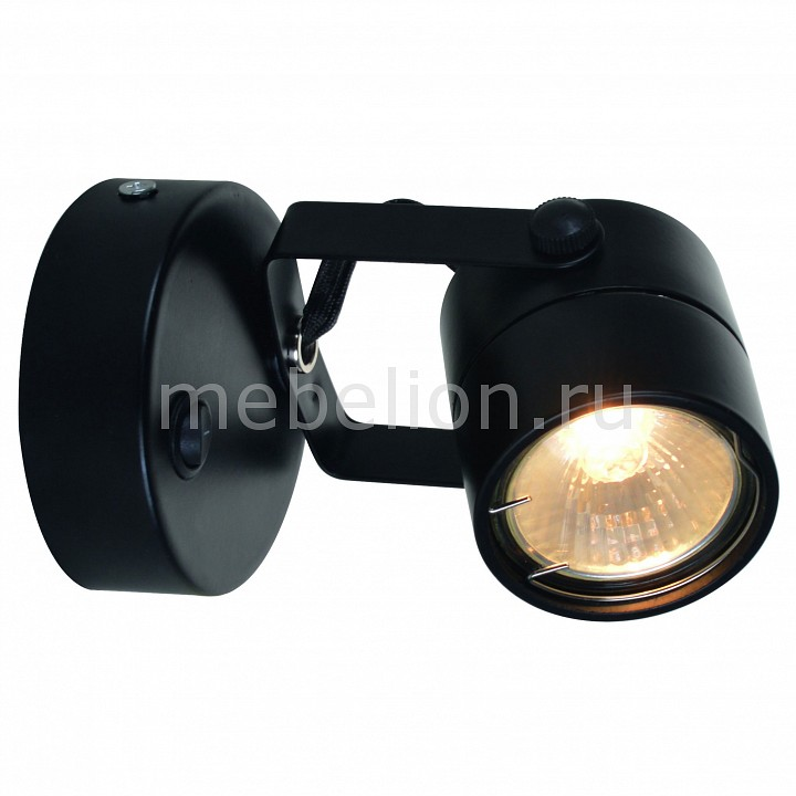Бра Lente A1310AP-1BK, Arte Lamp  - Купить