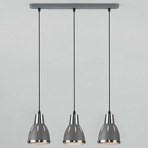 Подвесной светильник Nort 50173/3 серый