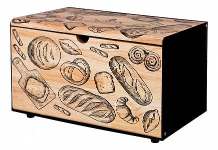 Хлебница (35.5х21.5х19.5 см) Art 938-053