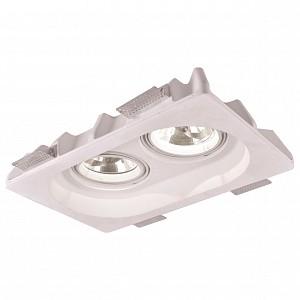 Встраиваемый потолочный светильник Invisible AR_A9270PL-2WH