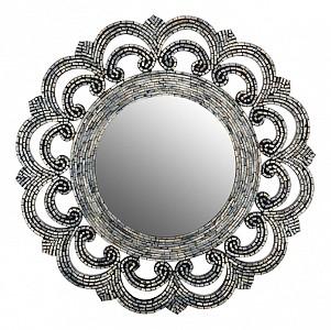 Зеркало настенное (80х2 см) Серебряная россыпь VP-11