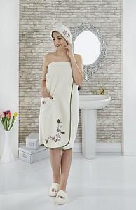 Набор для бани Lucia S.090крем