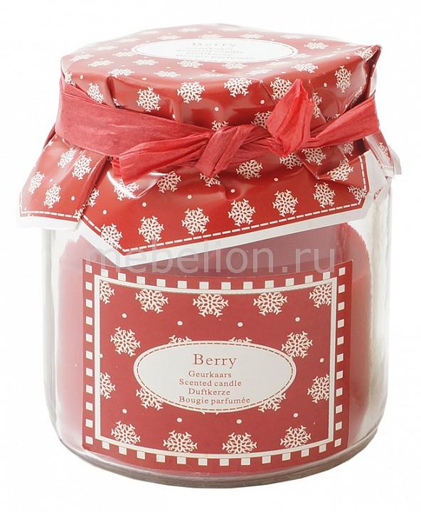 Свеча декоративная ОГОГО Обстановочка Merry Christmas 320448 merry christmas grass cushion throw pillow case