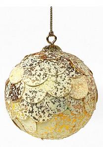 Елочный шар (9.8x9.8x10.5 см) Paper ball en_ny0069
