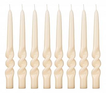 Набор из 8 свечей декоративных  348-316
