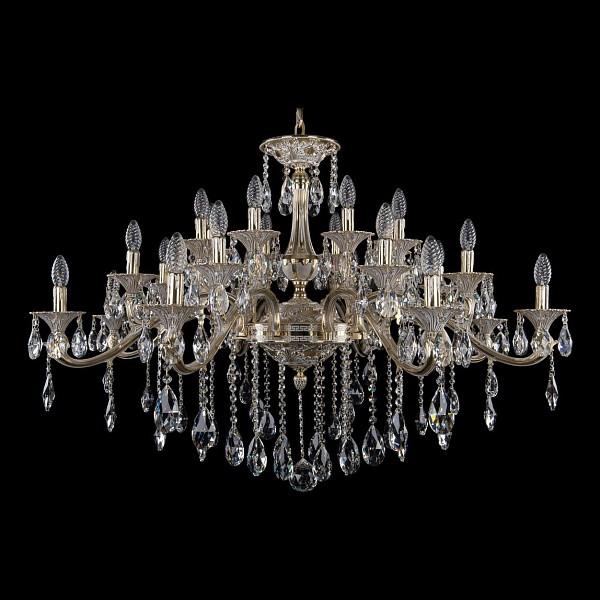 Подвесная люстра1709/24/410/B/GW Bohemia Ivele Crystal  (BI_1709_24_410_B_GW), Чехия