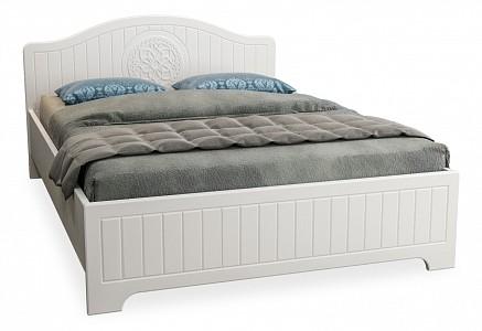 Кровать полутораспальная Монблан МБ-602К