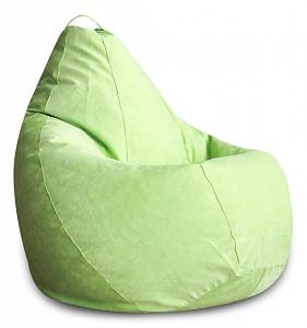 Кресло-мешок Салатовый Микровельвет L