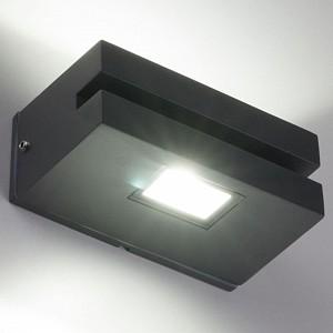 Накладной светильник 1611 Techno LED Nerey алмазный серый
