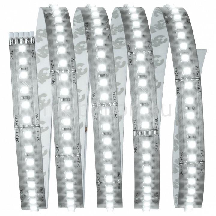Купить Комплект с лентой светодиодной [1.5 м] ULTRALED 70586, Paulmann, серый, металл