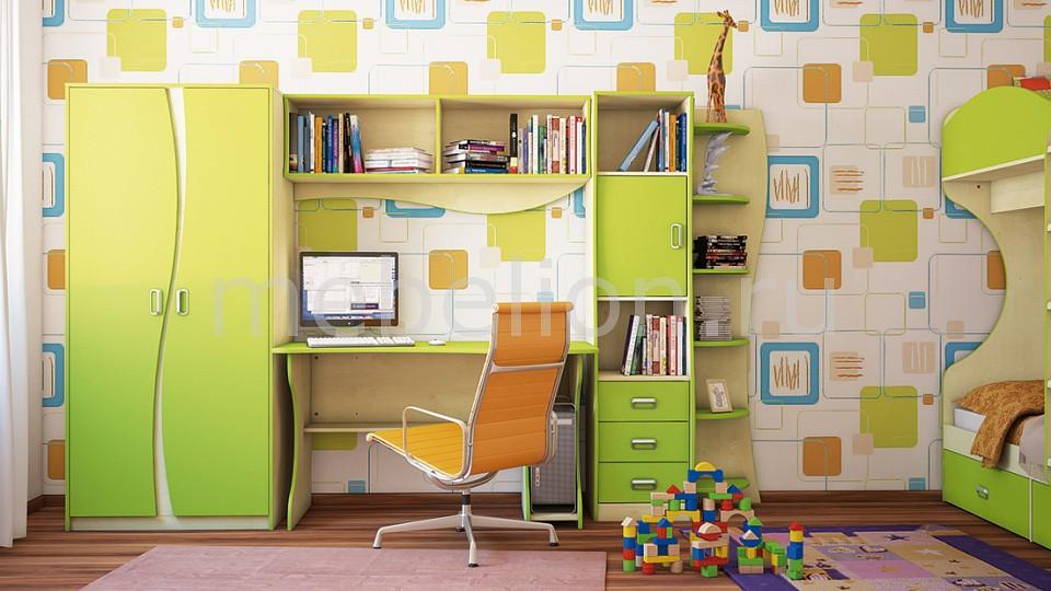 Комод детский Мебель-Неман NEM_kombi_system_1 от Mebelion.ru