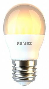 Лампа светодиодная [LED] Remez E27 7W 3000K