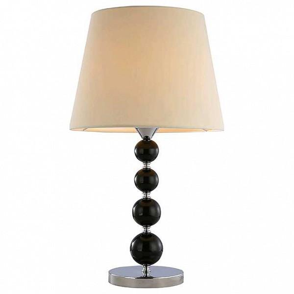 Настольная лампа декоративная 32200 32201/T black без абажуров Newport NWP_M0059129