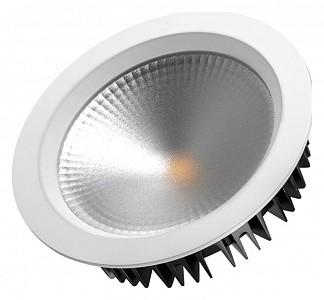 Встраиваемый светильник Ltd Ltd-220WH-FROST-30W Warm White 110deg