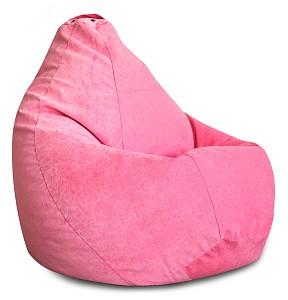 Кресло-мешок Розовый Микровельвет L