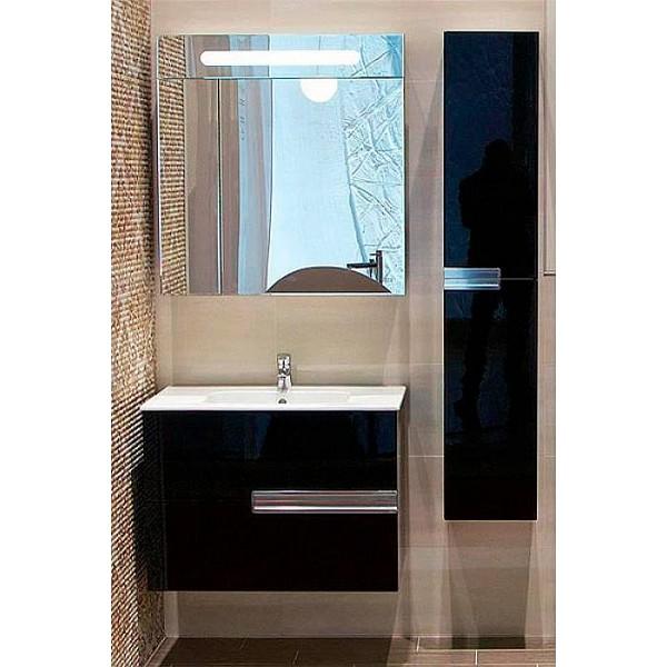 Гарнитур для ванной Roca Victoria Nord 80 Black Edition фото