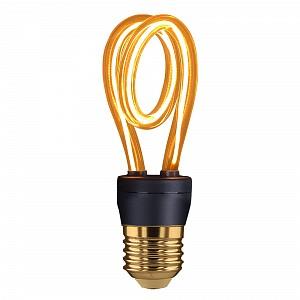 Лампа светодиодная [LED] Elektrostandard E27 4W 2400K