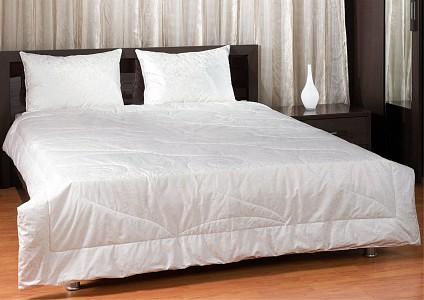 Одеяло полутораспальное Лебяжий пух