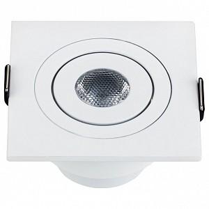 Встраиваемый светильник Ltm-S60x60WH 3W White 30deg