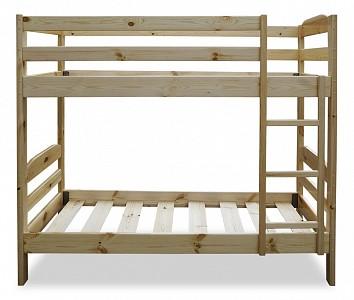 Двухъярусная кровать 200x90 Тандем SHL_ZH-04