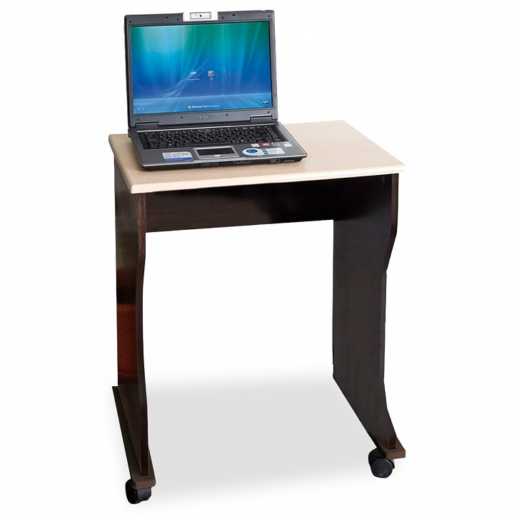Офисный стол Олимп-мебель TRM_5210-01_wenge_maple от Mebelion.ru