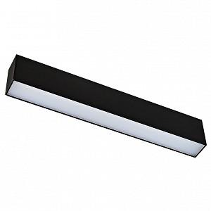 Встраиваемый светильник DL1878 DL18785/Black 10W