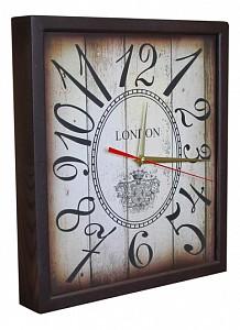 Настенные часы (34х30 см) London 3034-10