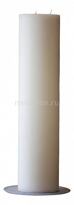 свеча декоративная Home-Religion Свеча декоративная (65 см) Большая 26000300 свеча декоративная proffi шар цвет белый диаметр 7 5 см