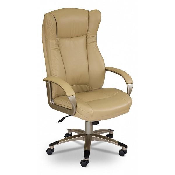 Кресло компьютерное Бюрократ CH-879Y бежевое BUR_CH-879Y_Beige